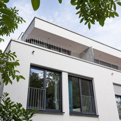 Modernes Bauhaus