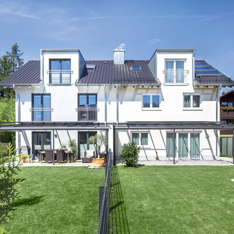 Wunderschönes Doppelhaus in Gauting