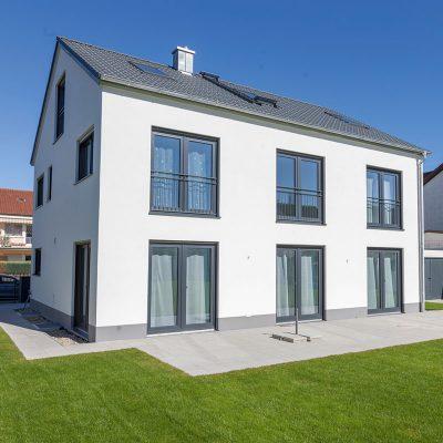 Modernes Einfamilienhaus bei München